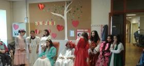 Sant Jordi al Centre Geriàtric Maria Gay