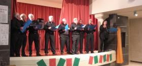 Concert d'Havaneres en el Centre Maria Gay de Girona