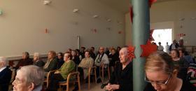 Concierto de Villancicos de la escuela Dr. Masmitjà en el centro Maria Gay de Girona