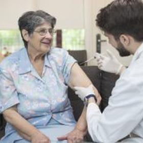Tractament de la grip i el refredat a la tercera edat