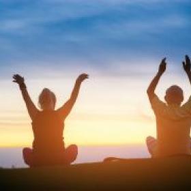 Beneficios del yoga para personas mayores
