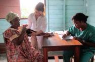 Centro de Salud María Gay de Bata, Guinea Ecuatorial