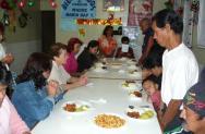 Comedor Madre María Gay Tibau, Perú
