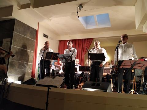 Concert Meter Band
