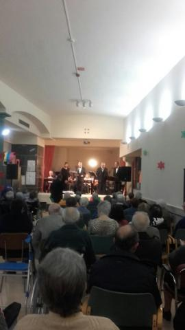 Concert de la Orquestra Meter Band al Centre Maria Gay de Girona