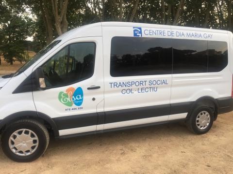 Furgoneta Transport ELSA
