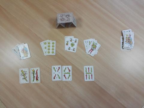 Juguem amb les cartes