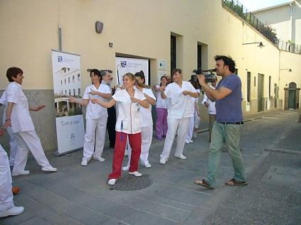 Lipdub al Centre Geriàtric Maria Gay de Girona