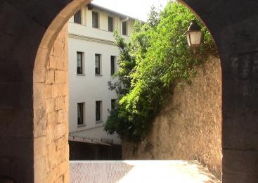 El Centre es troba al Call Jueu de Girona