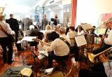 Concierto de la Orquesta Meter Band en el Centro Maria Gay