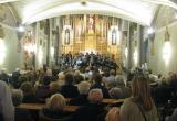 Missa i concert del Cor Maragall al Centre Maria Gay de Girona