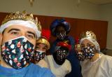 Visita dels Reis Mags d'Orient