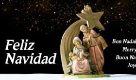 Felicitación de Navidad del IRSJG y el Centre Geriàtric Maria Gay