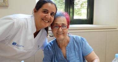 Enfermera i residente