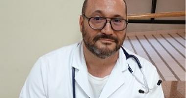 Médico del Centro Sociosanitario Maria Gay
